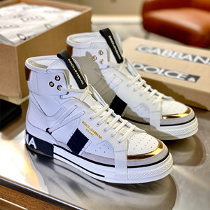 docle & gabbana high-top sneaker shoes