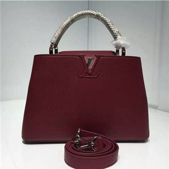 Louis Vuitton CAPUCINES BB M50534