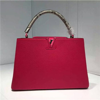 Louis Vuitton CAPUCINES MM M50534