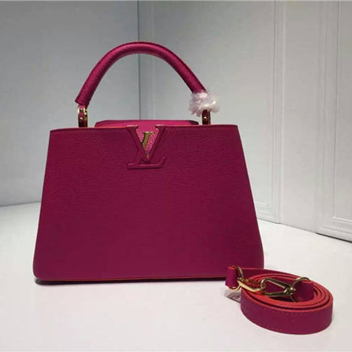 Louis Vuitton CAPUCINES BB M48864