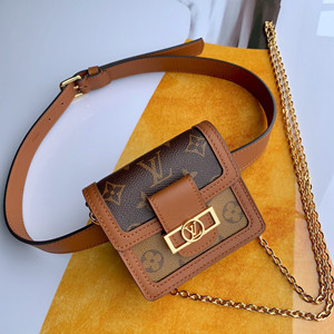 lv louis vuitton bumbag dauphine bb bag #m68621
