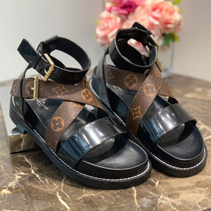 lv louis vuitton crossroads comfort sandal shoes