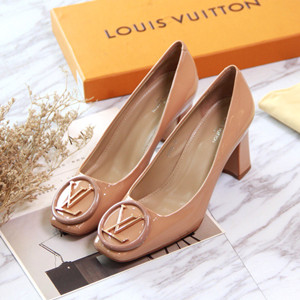 louis vuitton madeleing pump #86055