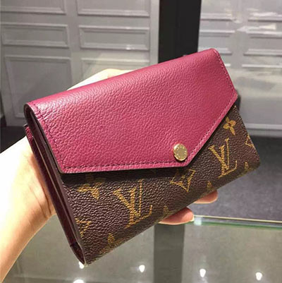 Louis Vuiton PALLAS COMPACT WALLET 02