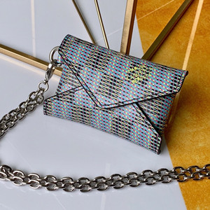 lv louis vuitton kirigami necklace bag #m68613