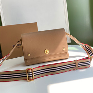 burberry leather note crossbody bag