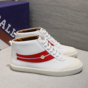 bally high-top super smash shoes