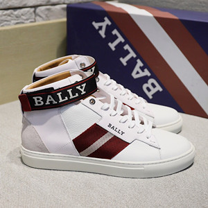 bally high-top sneaker shoes