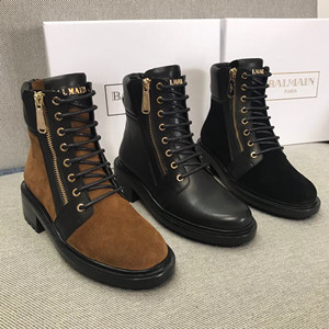 balmain ranger ankle boots shoes