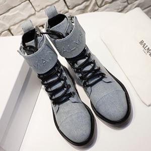 balmain boot shoes