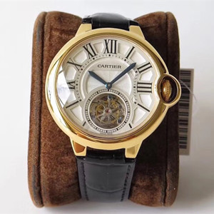 cartier ballon bleu de cartier watch 44mm bl factory