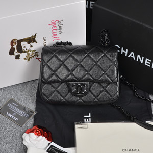 chanel flap bag #as1784