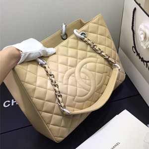 chanel gst large tote bag