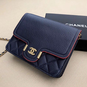 chanel woc wallet on chain 17cm bag