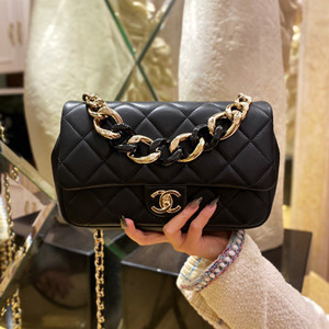 chanel small classic flap bag