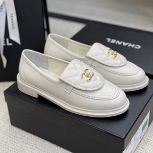 chanel loafers shoes