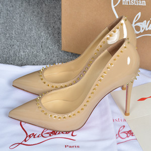 christian louboutin 10.5cm anjalina shoes