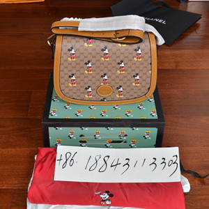 gucci x disney small shoulder bag #602694