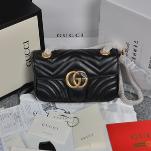 gucci gg marmont matelasse mini bag #446744