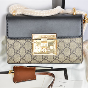 gucci padlock small gg shoulder bag #409487