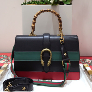 gucci dionysus leather top handle bag #421999