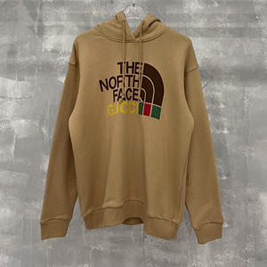 gucci x the north face cotton sweatshirt