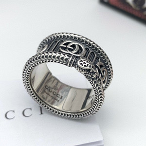 gucci ring with double g