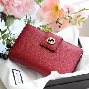 gucci leather wallet #337023