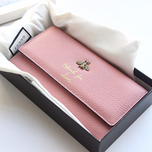 gucci animalier continental wallet #454070