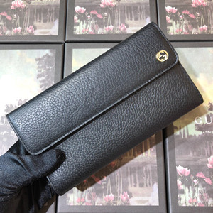 gucci leather wallet #449397