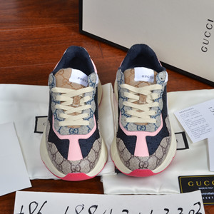 gucci gg rhyton sneaker shoes