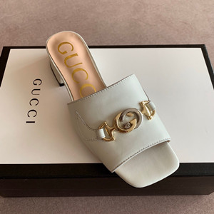 gucci zumi leather slide sandal shoes