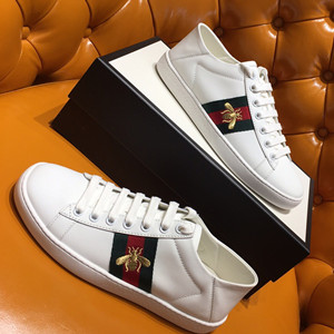 gucci ace leather sneaker shoes