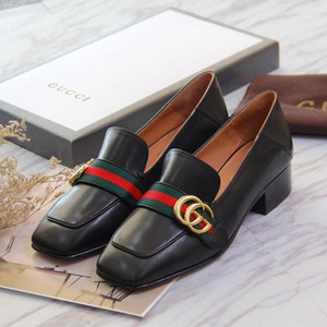 gucci leather pump shoes #432188