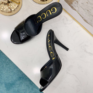 gucci leather sandals shoes