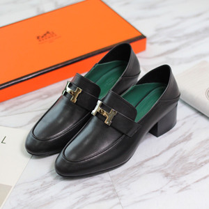 hermes paris loafer shoes #18085