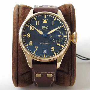 iwc big pilot's watch heritage zf factory #iw501005