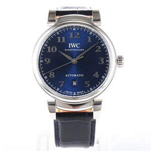 iwc da vinci automatic watch #356601 mks factory diameter:40mm