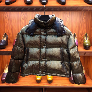 moncler caille short down jacket