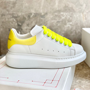 alexander mcqueen oversized sneaker shoes