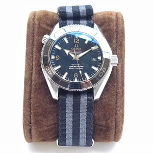 omega seamaster planet ocean 600m co-axial watch n factory