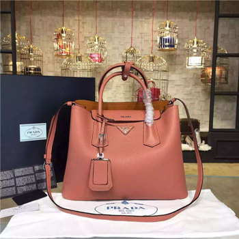 PRADA DOUBLE BAG TOGO TOTE 33CM 01