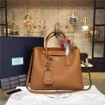PRADA DOUBLE BAG TOGO TOTE 33CM 02