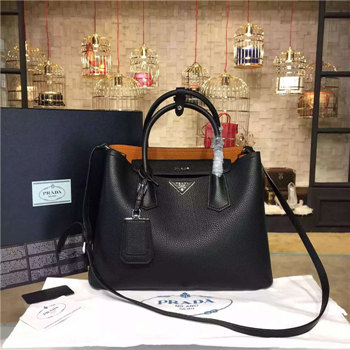 PRADA DOUBLE BAG TOGO TOTE 33CM 05