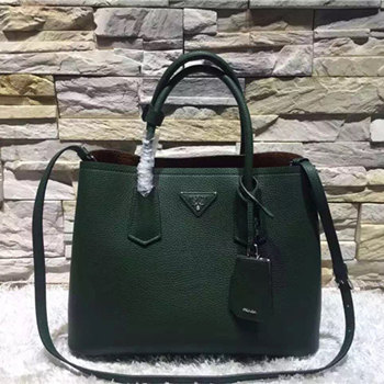 PRADA DOUBLE BAG TOGO TOTE 33CM 06