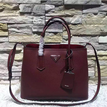 PRADA DOUBLE BAG TOGO TOTE 33CM 07