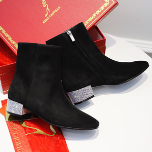 rene caovilla short boots shoes