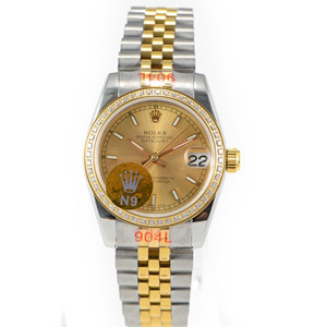 rolex lady-datejust watch n9 factory