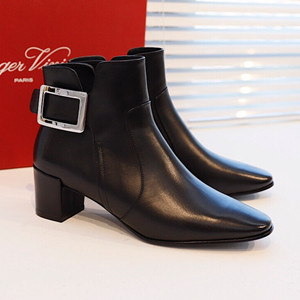 roger vivier polly ankle boots shoes
