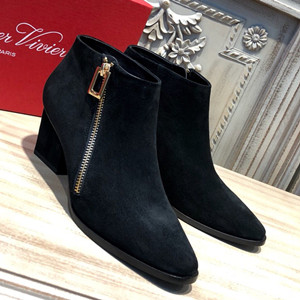 roger vivier ankle boots shoes